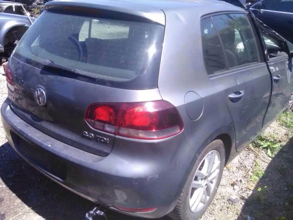 VW GolfVI 2.0tdi common rail на части, Голф6 2.0тди комън рейл