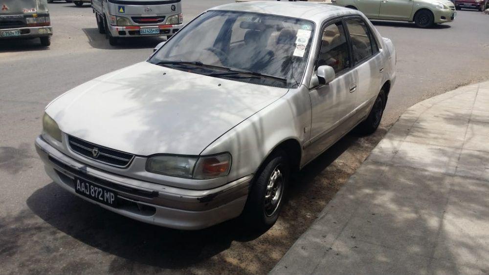 Toyota Baby Camry