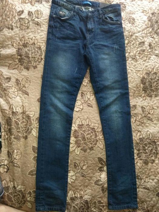 Немецкие джинсы на подростка.