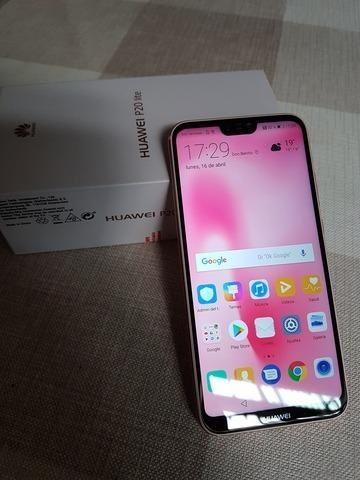 Huawei P20 Lite 64GB Dois Cartões Selados Entregas e Garantias Maputo - imagem 1