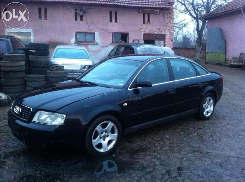 Само на Части Audi A 6 4x4 2 броя