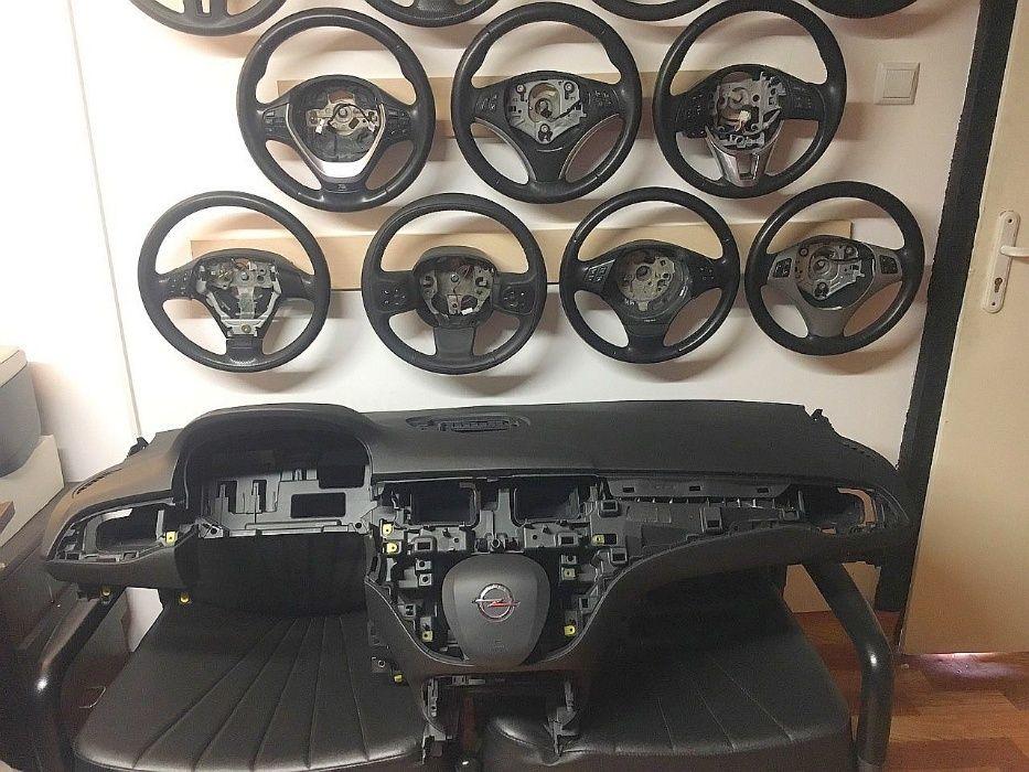Аербег Аирбаг Airbag за воланa и таблото на OPEL CORSA E след 2016