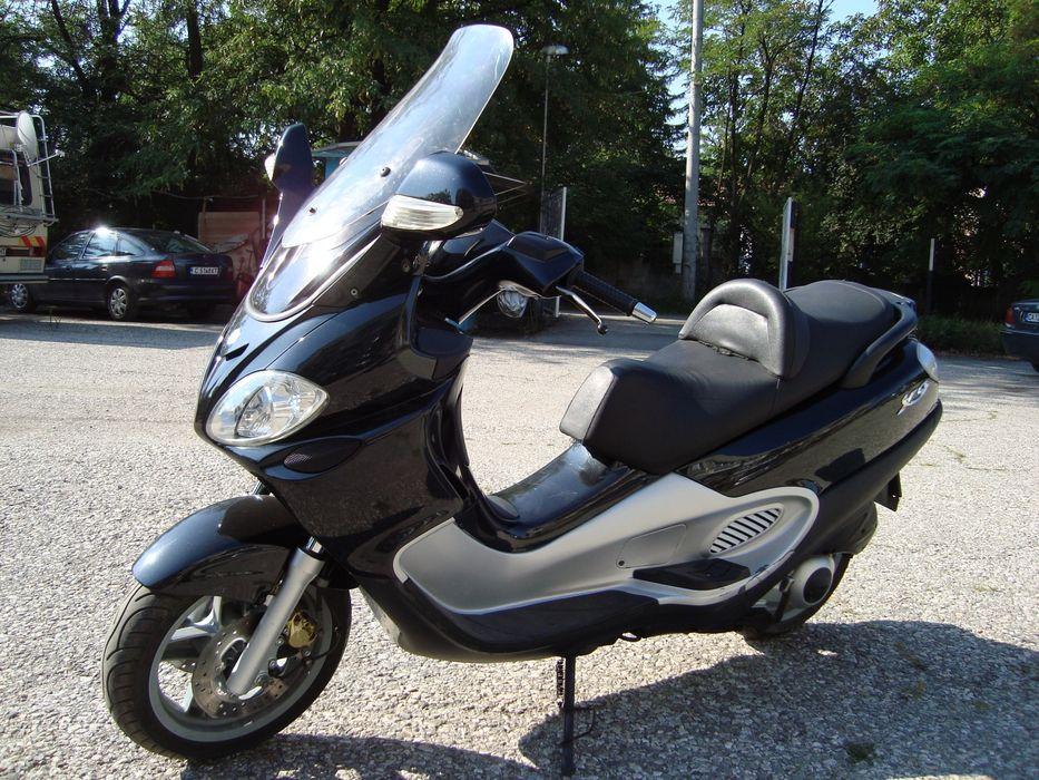 Piaggio X9 200cc на части