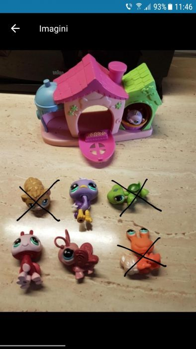 Figurine rare LPS Littlest Pet Shop - (2004/2008)