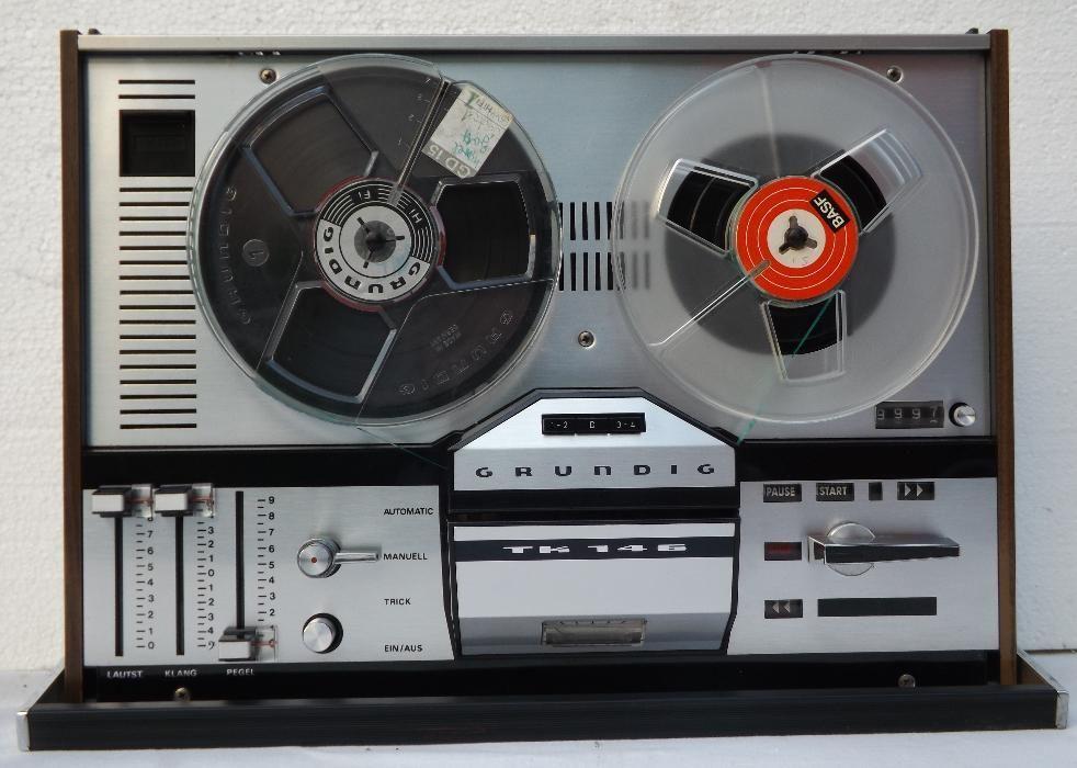 Magnetofon Grundig TK-146