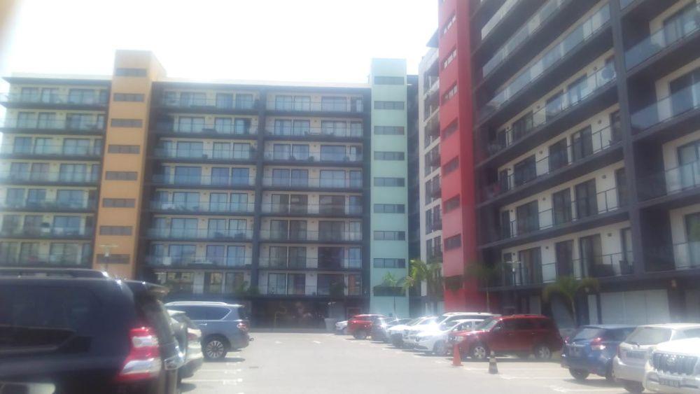 Arrenda-se Apartamento T3 Semi Mobilado – Talatona Plaza