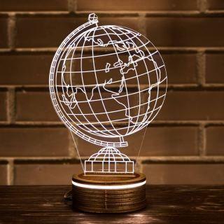 3D Светильник-ночник
