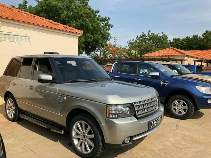 Range Rover disponível