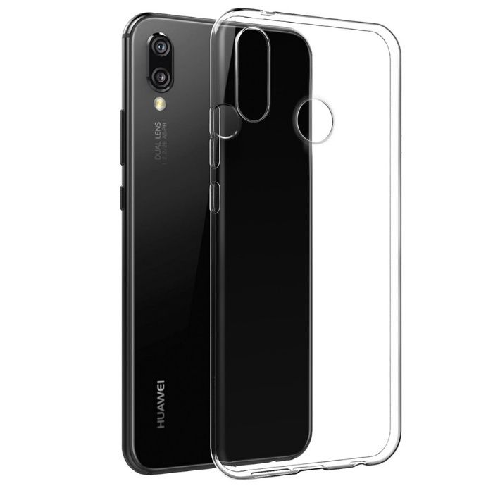 Huawei P20 P20 Lite P20 Pro P Smart - Husa Slim Din Silicon Transparen