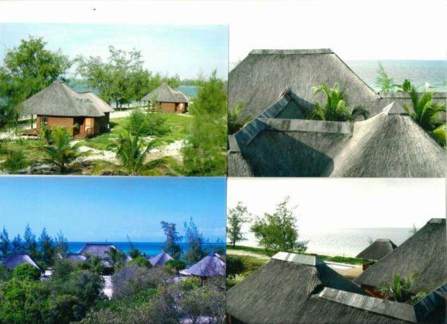 Vende-se Ilha em Cabo-Delgado com 52Hectares com Pista para Avionetas