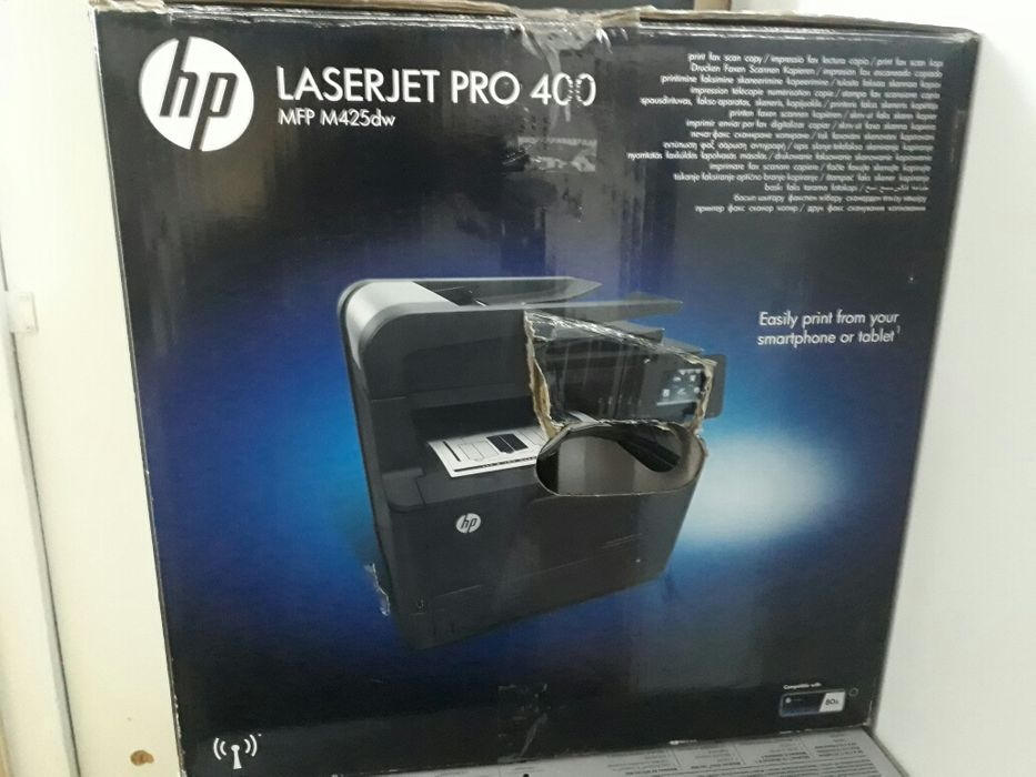 Impressora Laserjet Pro 400