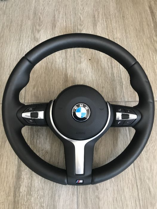 Volan BMW M Sport F20 F21 F22 F23 F25 F30 F31 F32 F33 F34 F35 F15 F16