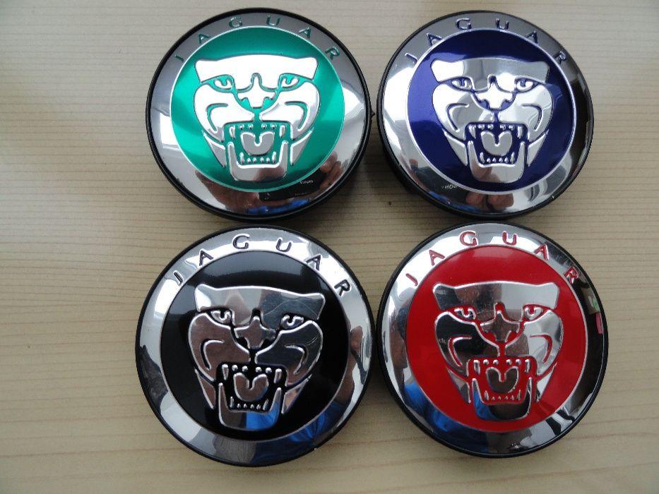 Капачки за джанти Jaguar Ягуар 59 мм