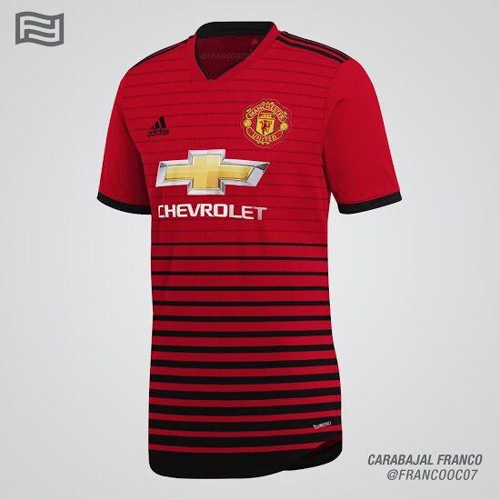 Manchester united kit 18/19