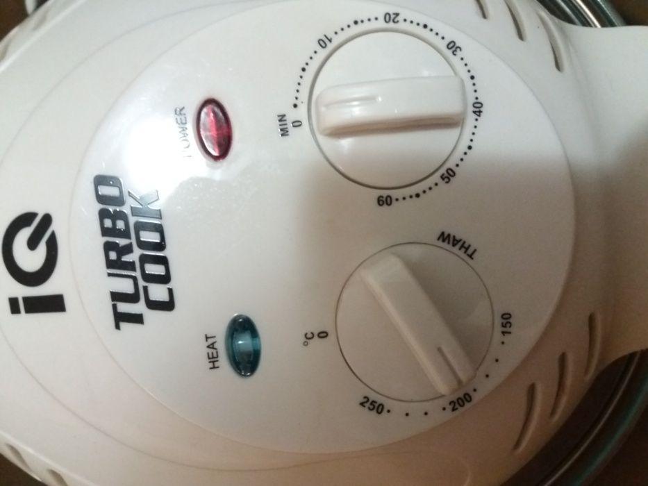 Продавам Turbo Cook - ИДЕАЛЕН за бързо и лесно готвене