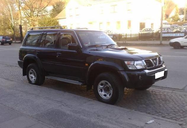Nissan Patrol 2.8ТDI/ 3.0DI на части 2000