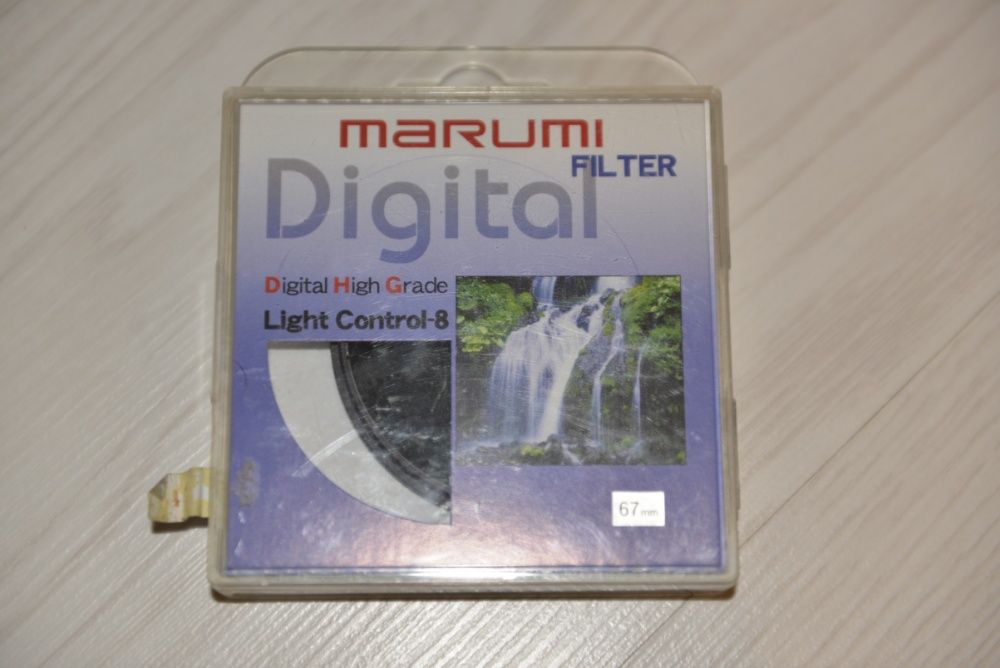 Filtru foto DSLR Marumi DHG Light Control-8 67 mm