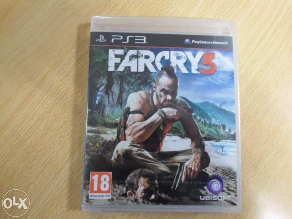Vand Farcry 3 - PS3