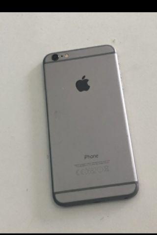 Vendo iphone 6 plus novo na caxa 16gb com todos acessorios