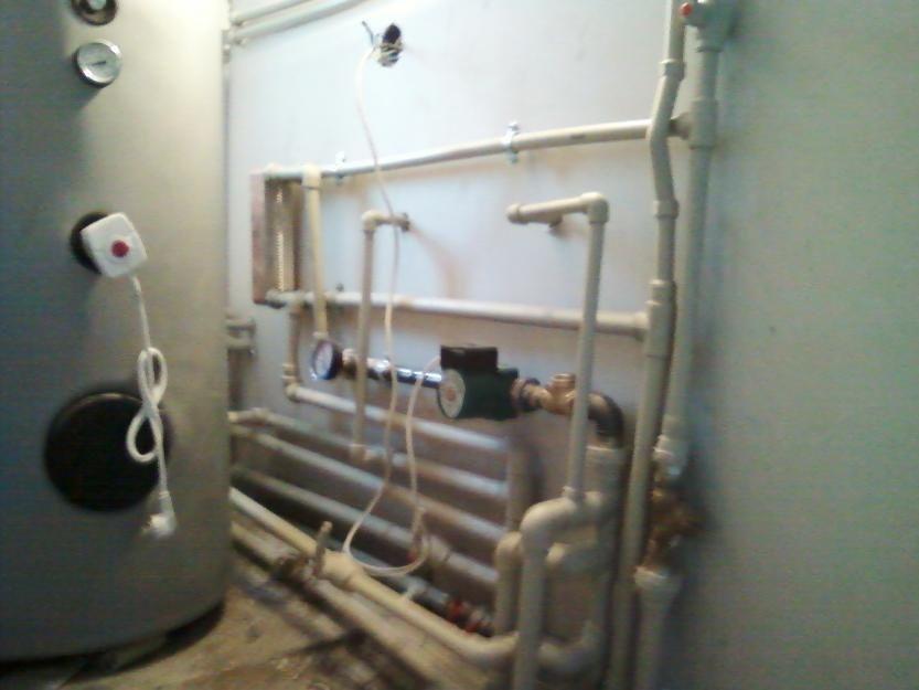 Instalator Buftea-Mogosoaia sanitar!