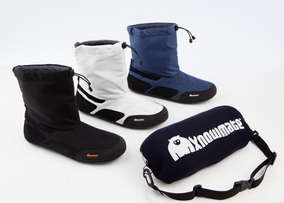 Cizme de iarna ultra-usoare, super-comode, impermeabile, calduroase