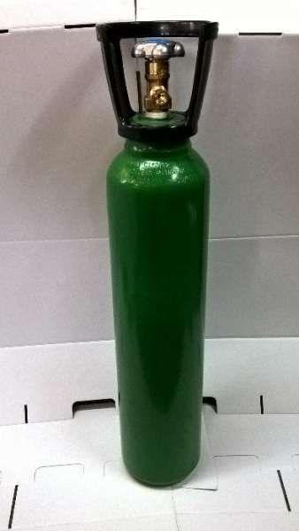 Хелий газова бутилка,бутилка газова заредена с Хелий.Нова+сертификат гр. Пазарджик - image 2
