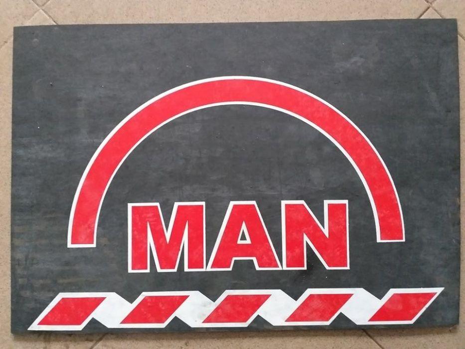 Presuri cauciuc aparatori noroi MAN Baia Mare - imagine 2