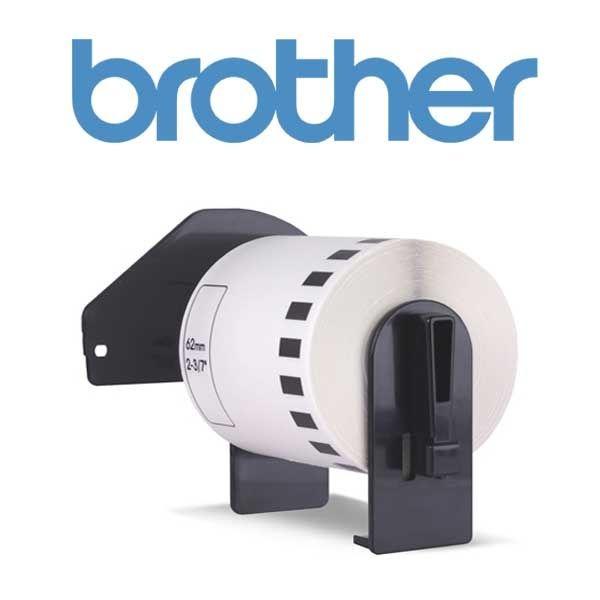 Етикети Brother DK-22210 ленти 29ммХ30,5м