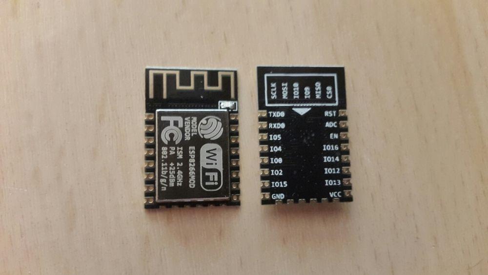 WiFi микроконтролер ESP-12 Е/F ( ESP 8266 ), ARDUINO