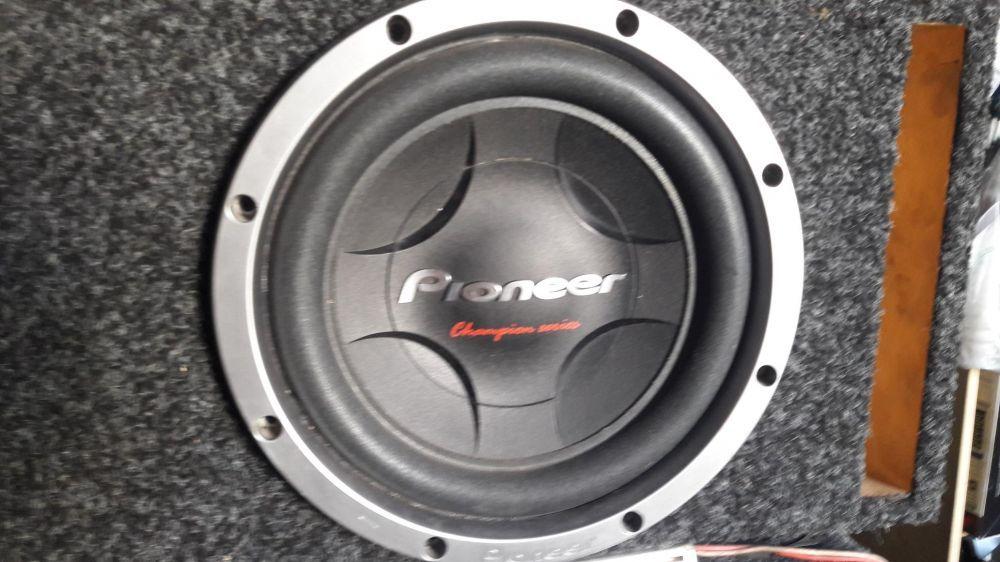 Pioneer 400 rms 4omi cu ststie alpine bbx t600