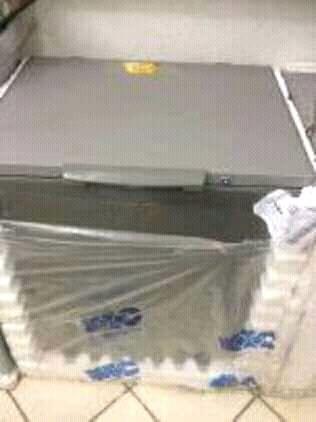 Congelador 210 litros marca kic novo