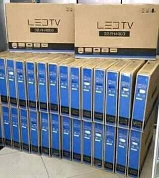Tvs avendas novas nas caixas