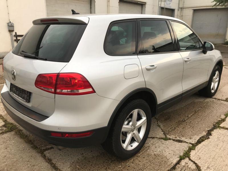 Dezmembrez Volkswagen Touareg 3.0TDI crc