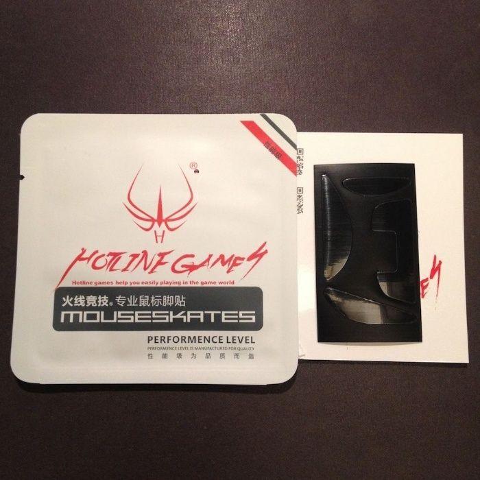 Skates / Picioruse mouse 0.6mm - Logitech G700 / G700s (2 seturi)