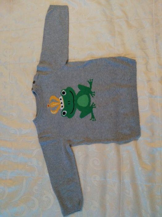 Pulover H&M copii 3-4 ani