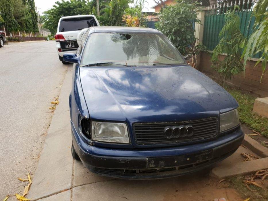 Audi A100 Vendo ou Troco por Golf