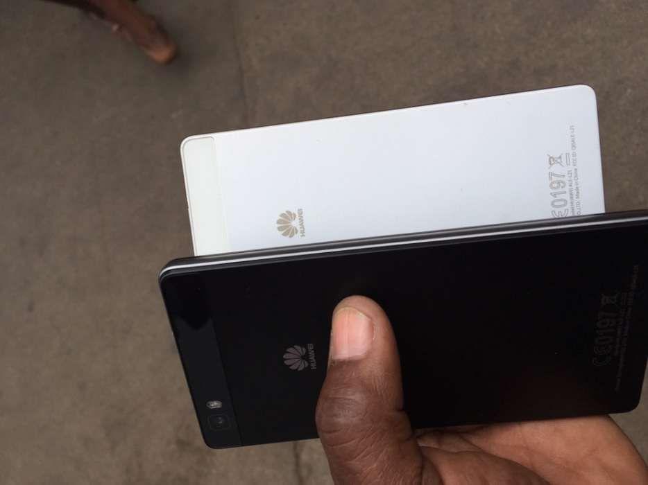 Huawei P8laite super cline