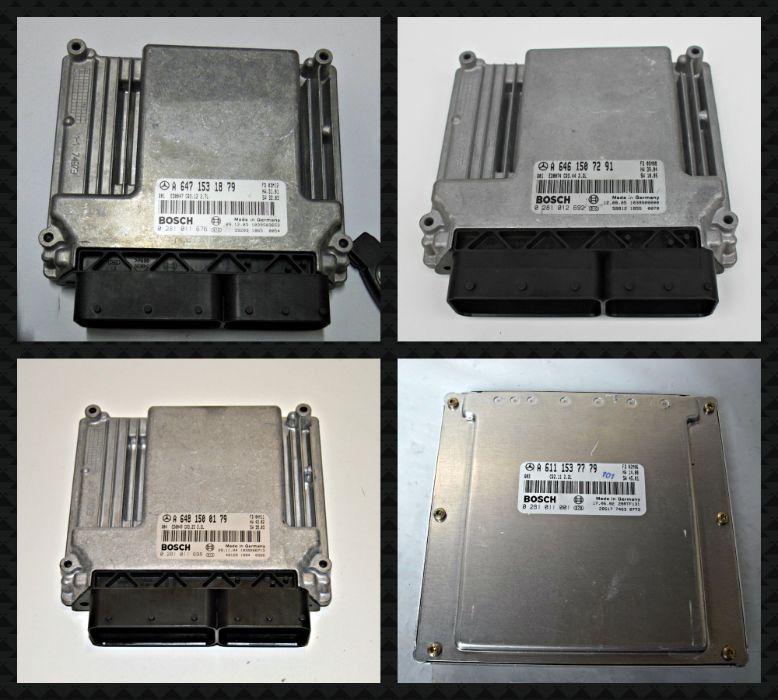 Компютър Мercedes S-class W221/ ML-W164 /Е-class W211