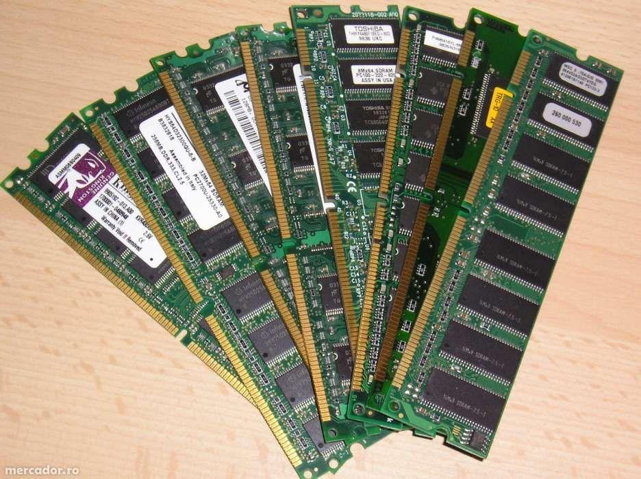 Memorii ram, SDRAM, DDR 1 si DDR 2