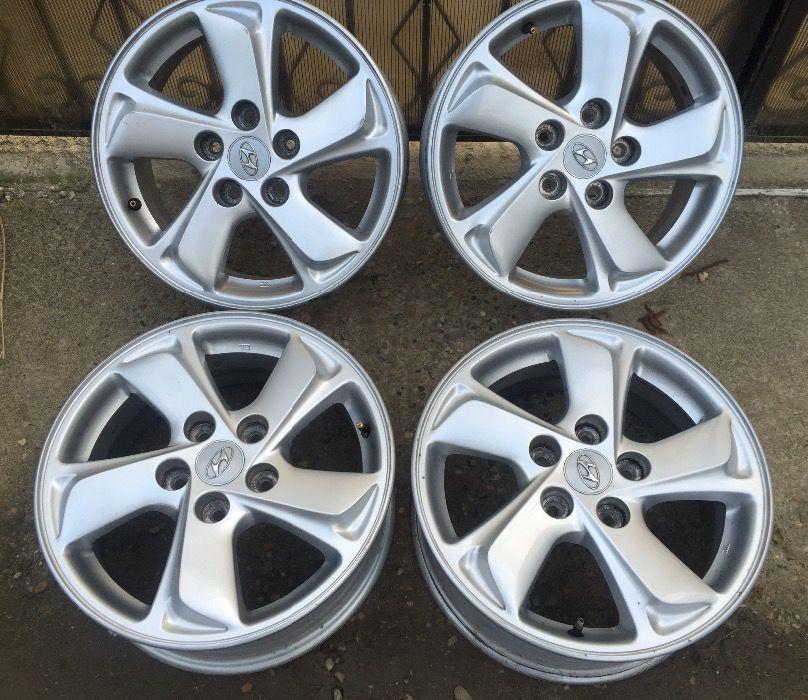 Jante 16' 5*114,3 Originale Hyundai, Duster,Renault Fluence,Megane3