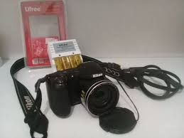 Câmera canon a venda