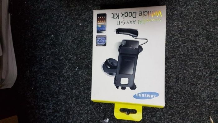 Suport auto ORIGINAL telefon Samsung