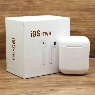 Vendo Auriculares sem fio i9stws novo em caixa