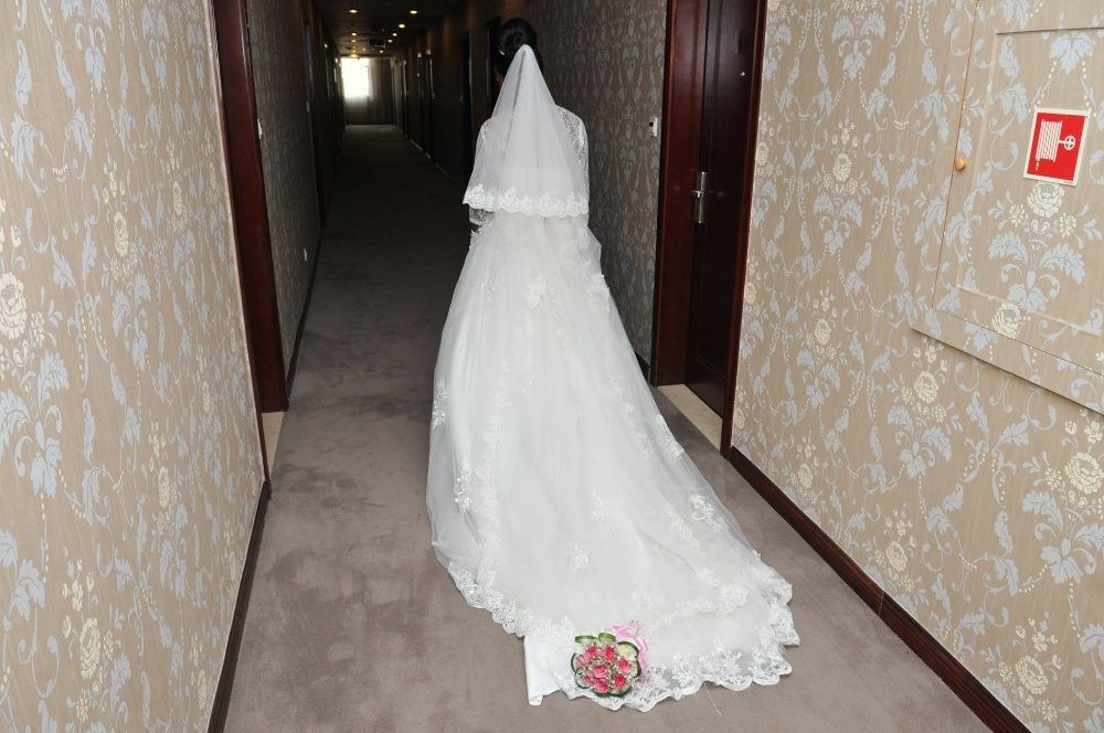 vendo meu vestido de noiva