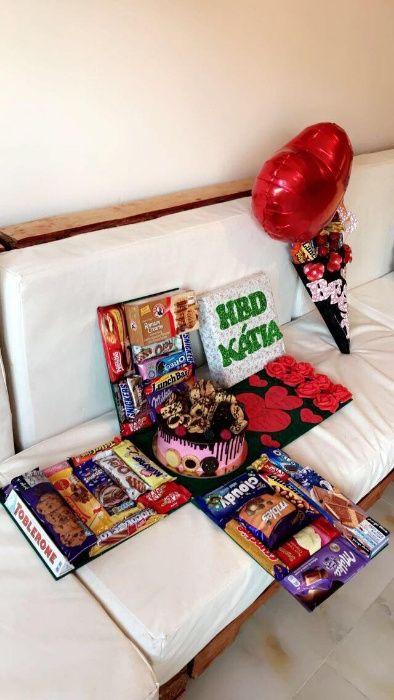Caixa Explusixa, Serenta e Buque de Chocolates Kilamba - imagem 3