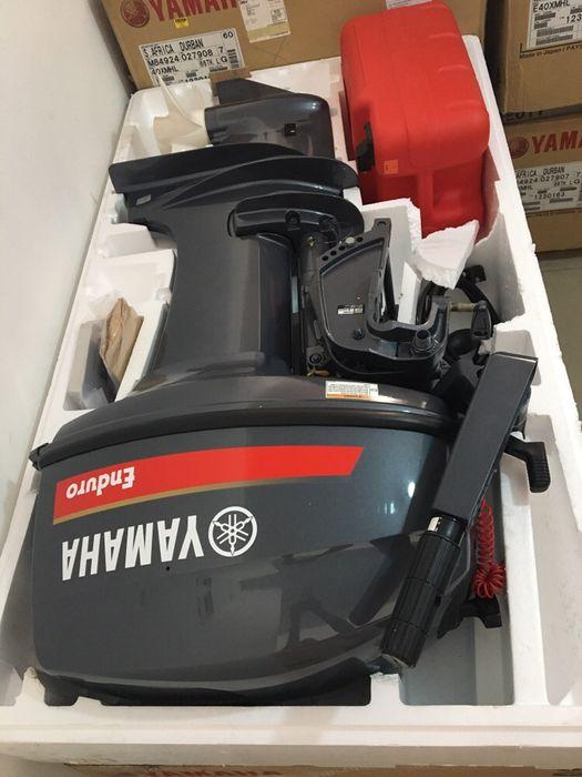 Motor de barco Novo Yamaha ENDURO 40XMHL