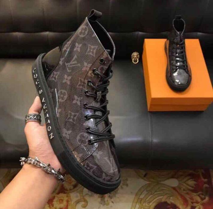 Louis Vuitton Shoes Boots