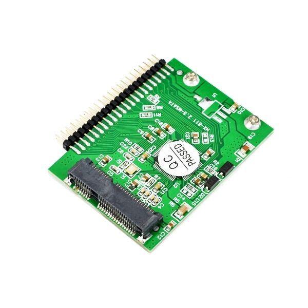 Продавам преходник msata към IDE 44 пина 1.8 инча