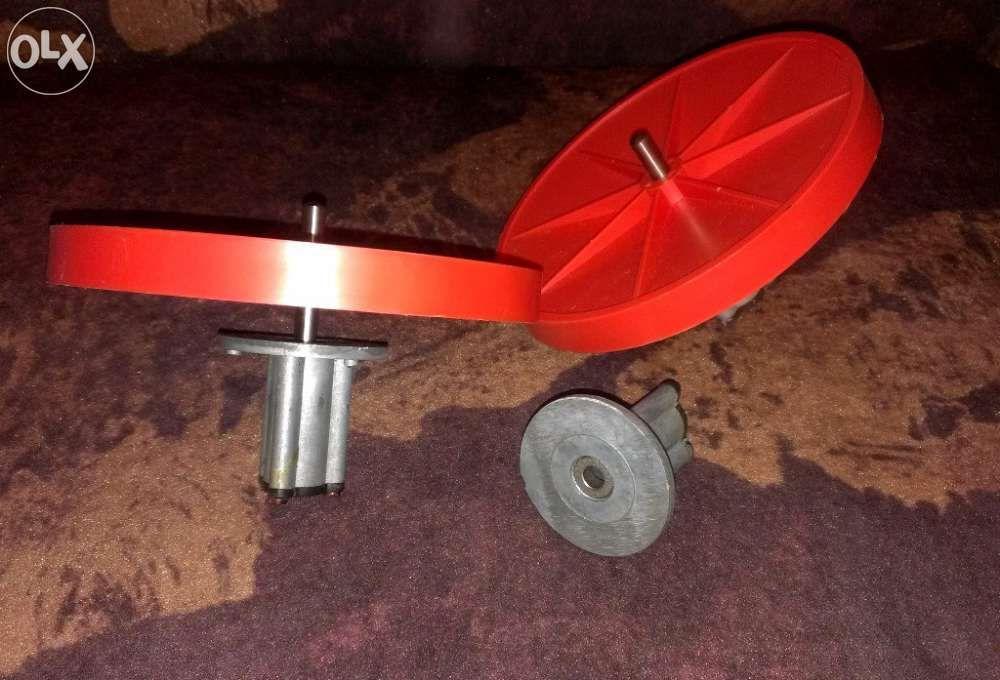 Tambur suport platan unitra sau suport cu lagare pickup pick-up picap