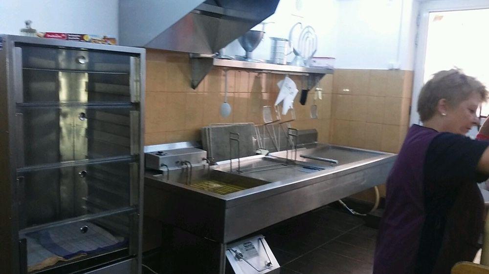 Vând laborator de făcut gogoșii